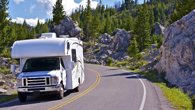 Rent an RV and see the USA Safely